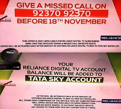reliance big tv, dish tv, tata sky, tata sky packages price list, tata sky hd plus packages, tata sky online tv, tata sky channel list, compare tata sky and dish tv, tata sky vs dish tv, tata sky bangalore