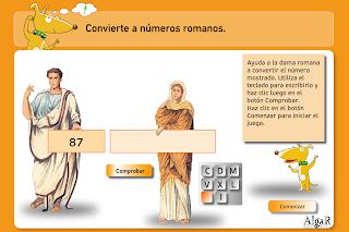 http://primerodecarlos.com/QUINTO_PRIMARIA/UNIDAD_1/actividades/matematicas/romanos2.swf