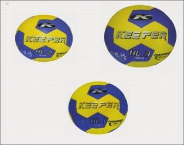Bola Handball Keeper Sem Costura Infantil H1IL V0159 -- Feminino H2L V0158  Masculino H3L V0160 f2304ad8fbeb8
