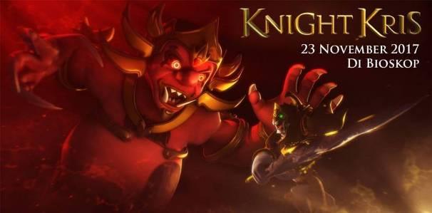 "Film Animasi Indonesia 'Knight Kris"", Biaya fantastis!"