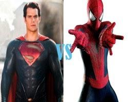 Superman-vs-Spiderman