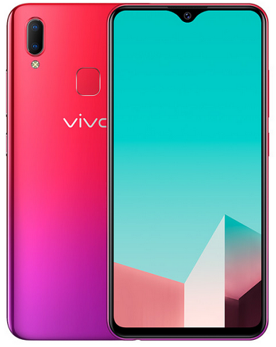 ViVo U1 with Waterdrop Notch, 6.2inch, 4030mAh battery Launched