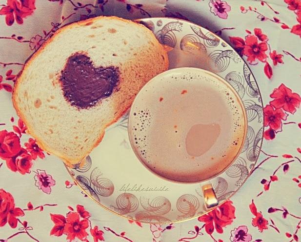 Ideias café da manhã romântico