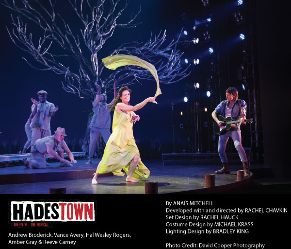 Finster Finds: The Road to Hell is Heavenly... HADESTOWN ...