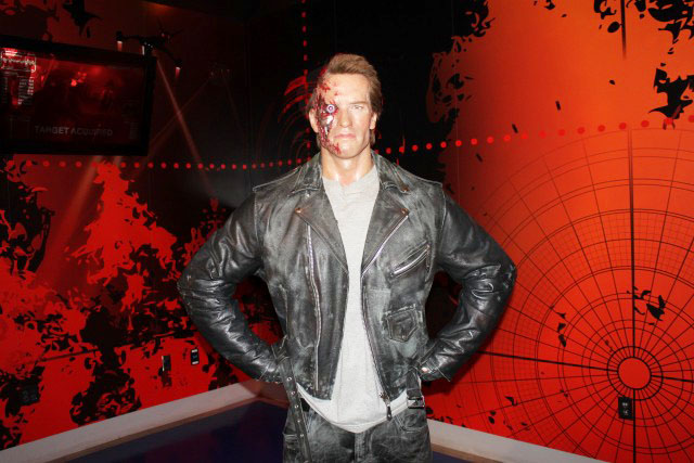 Madame Tussauds Hollywood em Los Angeles - Arnold Schwarzenneger