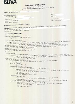 Documentos de ayuda cl usula suelo for Reclamacion hipoteca suelo