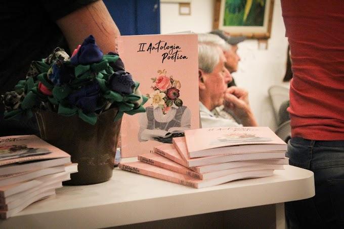 II Antologia Flores Literárias - Lançamento