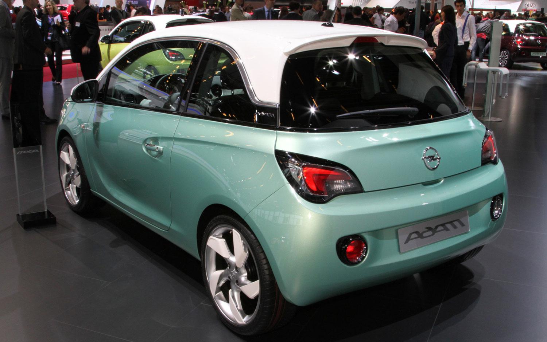 Opel Adam Latest Auto Design