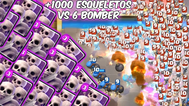 Disputa de Tropas no Clash Royale