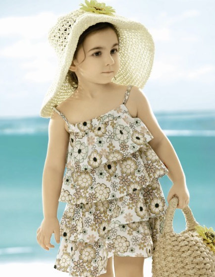 New Summer Clothing For Children. ~ Celebrity In Style