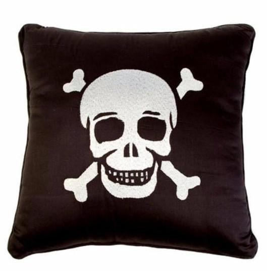 Pirate Thema Throw Pillows