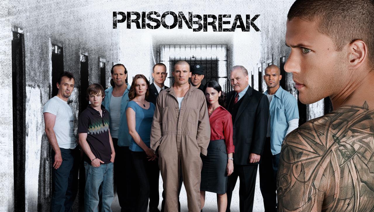 Prison Break Dual Audio Latino - Ingles 720p (MEGA)