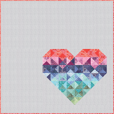Quilt Inspiration Free Pattern Day Hearts And Valentines Classy Heart Quilt Pattern