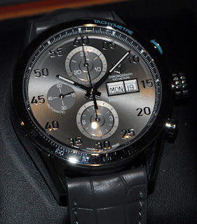 Montre Tag Heuer Carrera Day-Date Mercedes-Benz Style Calibre 16