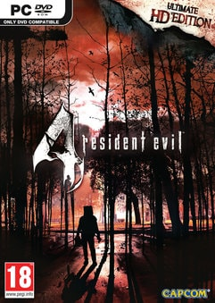 Resident Evil 4 HD Remaster Jogos Torrent Download capa