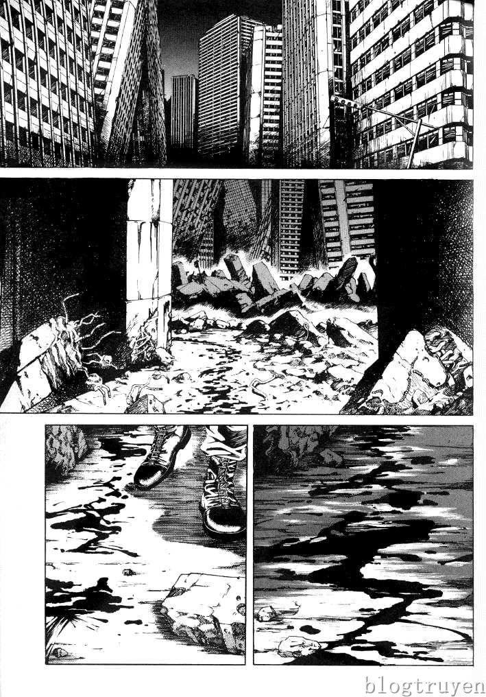 Zombie hunter chap 8 trang 46