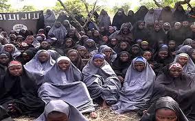 chibok girls + boko haram