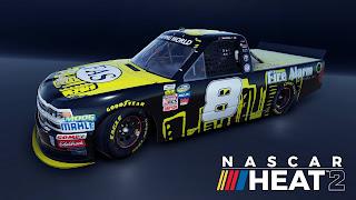 NASCAR Heat 2 Truck Wallpaper