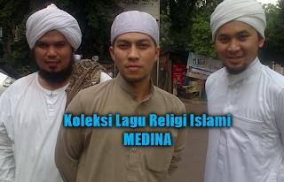 Kumpulan Lagu Medina Mp3 Album Religi Islami Terbaik dan Terlengkap Full Rar, Lagu Religi, Medina,