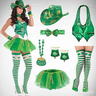 st-patricks-day-costume-for-women-stylish