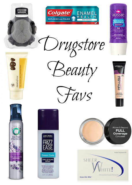 Drugstore Beauty Favs