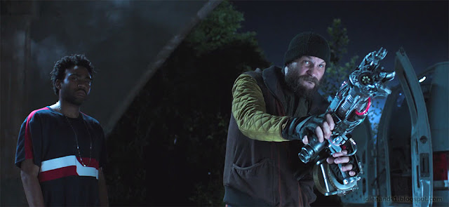 Marvel Studios Spider-Man Homecoming Trailer Stills Donald Glover