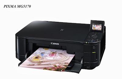 Download Canon PIXMA MG5170 Inkjet Printer Driver & guide how to install