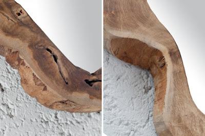 zrkadlá Reaction, nábytok z masívu, drevený nábytok