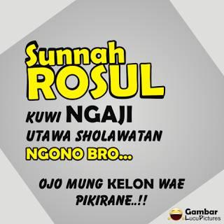 menyerupai misalnya di jejaring sosial pada malam jum Gambar Kata -Malam Jum'at -Versi Bahasa Jawa