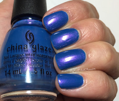 China Glaze House Of Colour, Spring 2016; Come Rain Or Shine