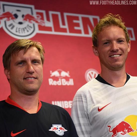 Rb Leipzig 19 20 Home Away Kits Revealed Footy Headlines