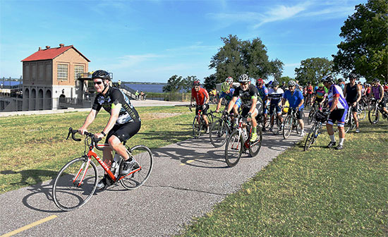 OKC's West River Trail Opens