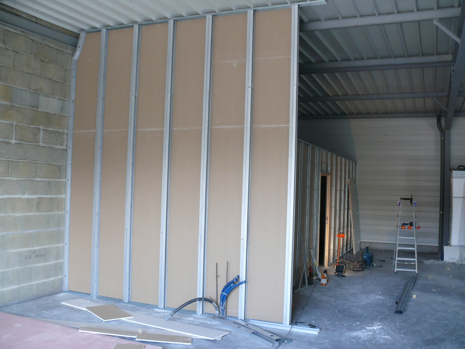 biocoop du lac saint philbert de grand lieu l 39 heure du placo. Black Bedroom Furniture Sets. Home Design Ideas