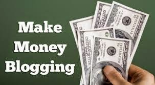 Making Money Blogging