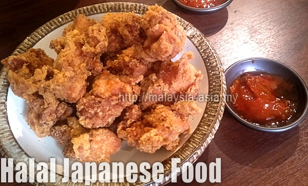 Japan Halal Fried Chicken