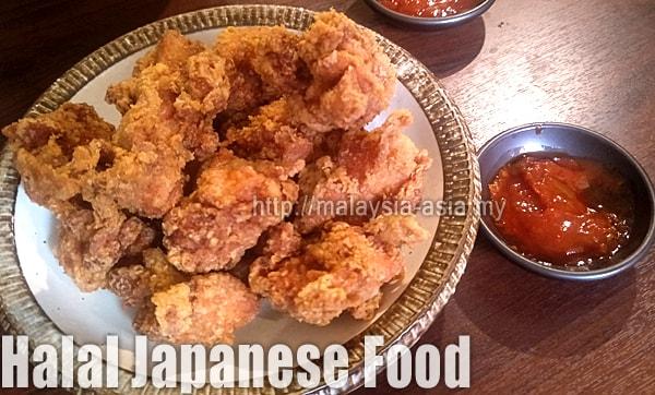 Japan Halal Fried Chicken