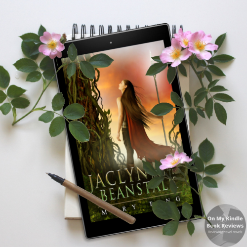 Book review of JACLYN AND THE BEANSTALK by Mary Ting. Reviewed by Charity Rowell at On My Kindle Book Reviews