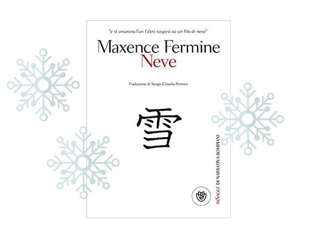 Neve: romanzo d'esordio di Maxence Fermine