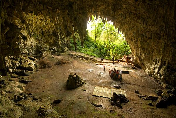 Flores Liang Bua Cave