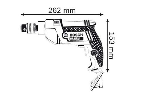 Đánh giá máy khoan Bosch GSB 550 RE