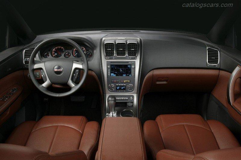 صور سيارة جى ام سى اكاديا 2012 - اجمل خلفيات صور عربية جى ام سى اكاديا 2012 - GMC Acadia Photos GMC-Acadia-2011-21.jpg