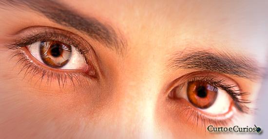 Curiosidades sobre os olhos - Pupilas de apaixonados se dilata