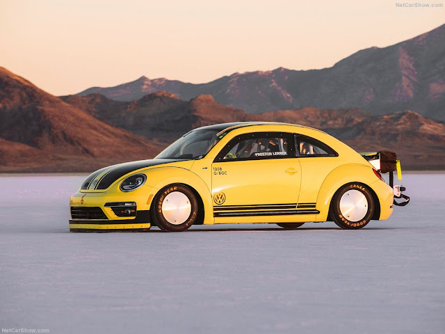 top speed vw beetle