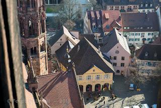 Fribourg en Brisgau - Die alte Wache