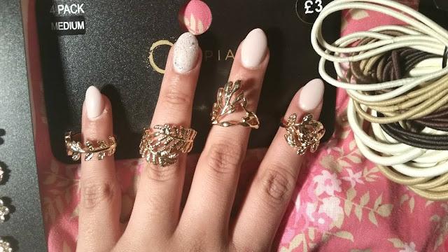 Primark Rings
