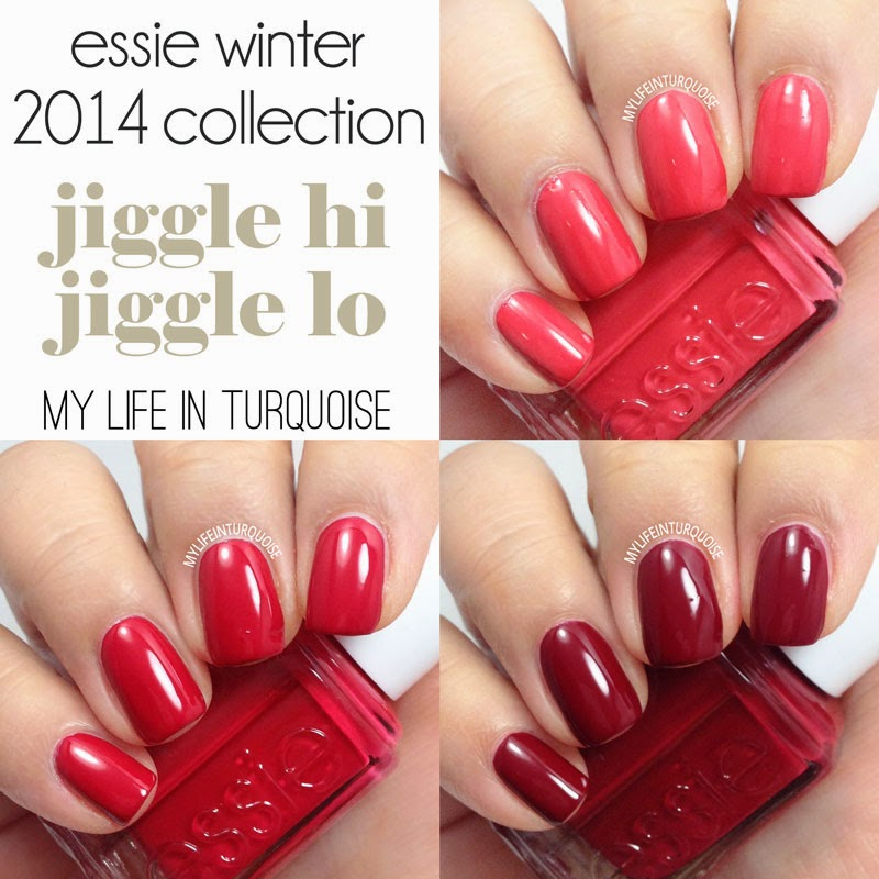 Essie Winter Collection 2014 Swatches Essie Winter 2014 Collection