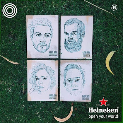 Mistaker Maker no Lisb-ON Jardim Sonoro com a Heineken