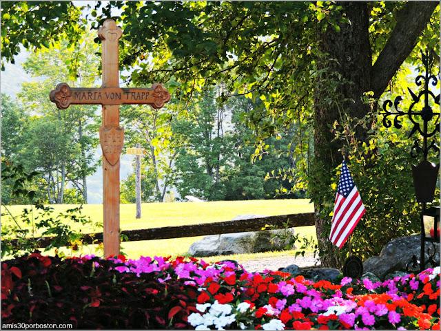 Trapp Family Lodge: Cementerio de la Familia