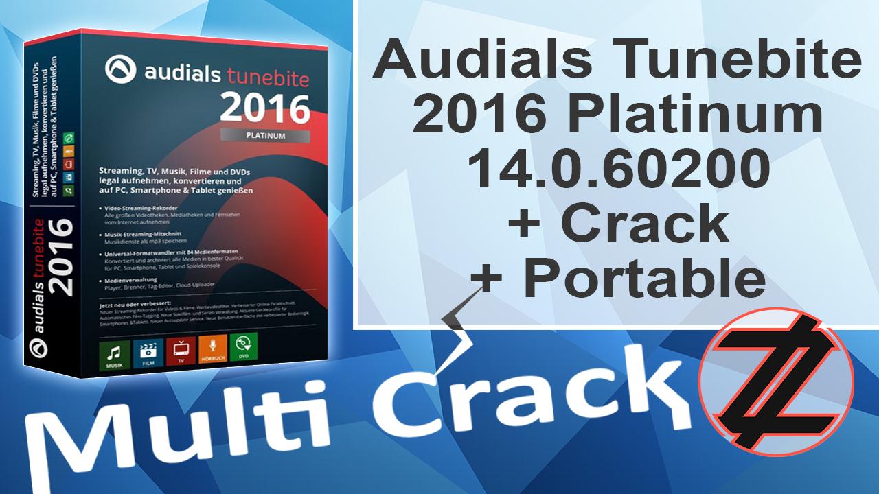 audials tunebite 2016 platinum ダウンロード版