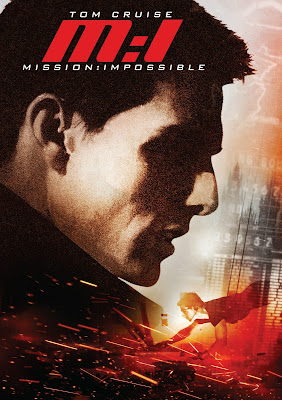 Mission: Impossible (1996) ผ่าปฏิบัติการสะท้านโลก